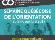 Des conférences Facebook et en salle pour les parents à travers le Québec !